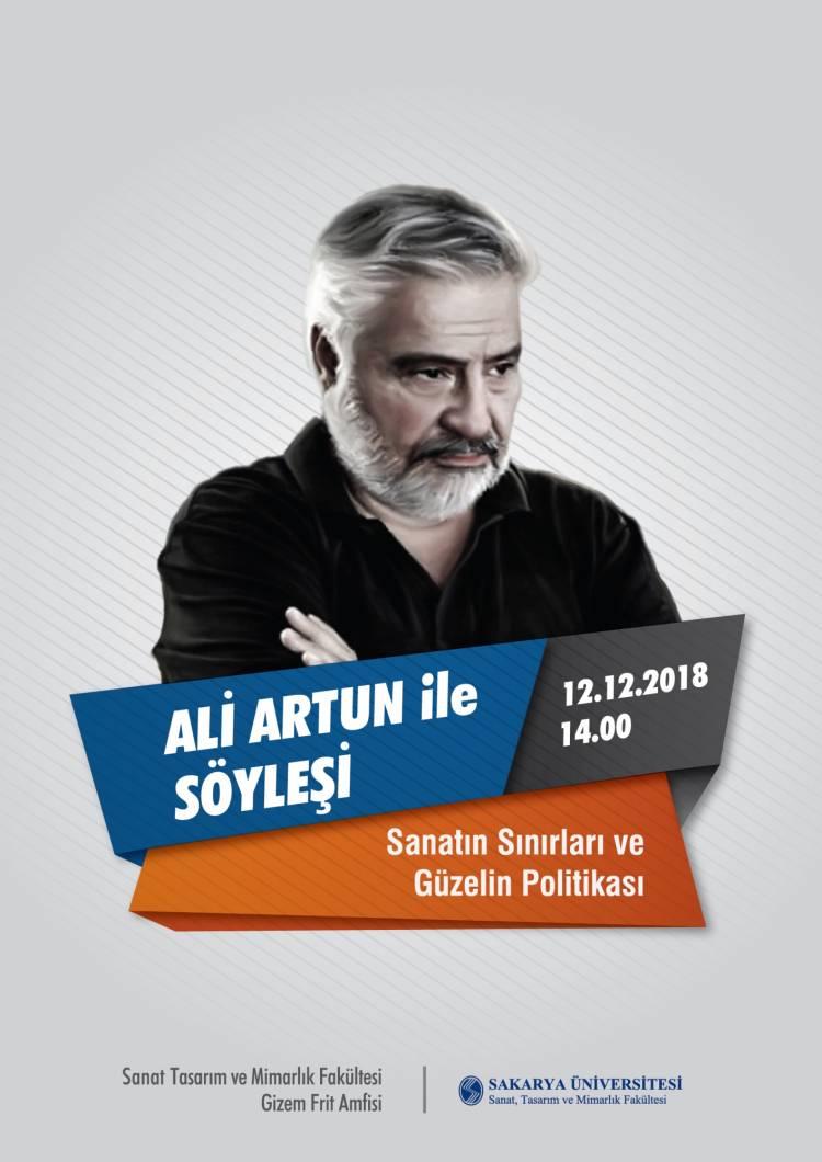 Ali Artun ile söyleşi